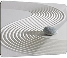 Tischset Japan Zen Garten B x H: 39cm x 29cm - 2er Tischset von Klebefieber®