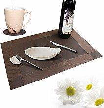 Tischsets Abwaschbar küchentextilien tischset günstig kaufen lionshome