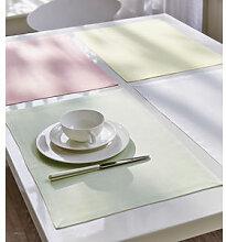 Tischsets: Lichtechte, fleckabweisende