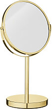Tischspiegel Spiegel Casper goldfarben