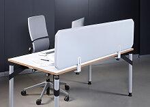 Tischstellwand Octagon Stoff Breite 160 cm Höhe
