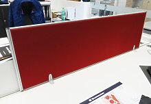 Tischstellwand Pendo Allround S24 B 160 x 40 cm