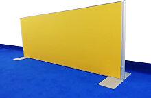 Tischstellwand Pendo Allround S24 B 160 x 60 cm