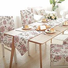 Tischtischflagge,Modernes Einfaches Tuch Couchtisch Tischdecke,Einfache Moderne Tv-schrank Tischdecke Tuch Decke Handtuch-B 30x150cm(12x59inch)
