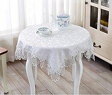 Tischtuch bedeckt tischtuch hausrat tuch schreibtisch kleidung schrank tisch tuch tuch-A 140x200cm(55x79inch)