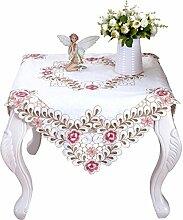 Tischtuch bedeckt tischtuch hausrat tuch schreibtisch kleidung schrank tisch tuch tuch-A 110x110cm(43x43inch)