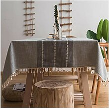Tischtuch Bierzeltgarnitur Dekorative Tischdecke