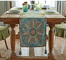 Tischtuch couchtisch dekoration cloth kleidung high quality möbel-A 40x250cm(16x98inch)
