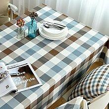Tischtuch/der stil von einfachen tischdecke/nordic small tea tisch tuch-A 120x120cm(47x47inch)