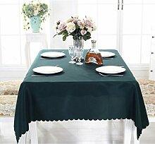 Tischtuch European-style home Tischdecke Tischdecke Tischdecke Tischdecke Tischdecke Tischdecke Tischdecke Tischdecke Tischdecke Tischdecke rund 380cm brauchen Nähen Tischsets