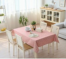 Tischtuch/Garten-Tischdecke/wasserdichte Tapete/ Kunststoff Tischdecke/Öl Einweg-Tischdecke/Tischdecke decke/Tischdecke decke/ längliche Tischdecke-C 140x140cm(55x55inch)