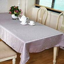 Tischtuch mode simple europäisch luxus hotels restaurant lÄndlichen gehobenen sie stoff-tischdecke dekoratives tuch bedeckung-tuch-A 148x213cm(58x84inch)