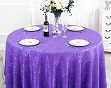 Tischtuch Runde Tischdecke Tischdecke Kaffeetischtuch European Restaurant Restaurant Tischdecke Platz Tischdecke Runde Tisch Tisch Rock Tischsets ( Farbe : B , größe : 6# )