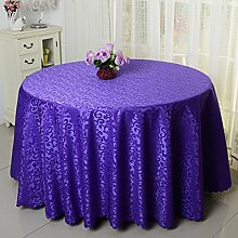 Tischtuch Runder Tisch Quadratischer Tisch Tischkultur Hotel Tischdecke Muster Servietten Tischdecke Tischsets ( Farbe : G , größe : 7# )