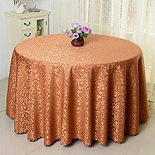 Tischtuch Runder Tisch Quadratischer Tisch Tischkultur Hotel Tischdecke Muster Servietten Tischdecke Tischsets ( Farbe : A , größe : 4# )