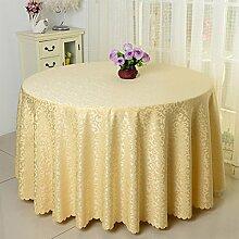 Tischtuch Runder Tisch Quadratischer Tisch Tischkultur Hotel Tischdecke Muster Servietten Tischdecke Tischsets ( Farbe : E , größe : 6# )