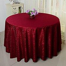 Tischtuch Runder Tisch Quadratischer Tisch Tischkultur Hotel Tischdecke Muster Servietten Tischdecke Tischsets ( Farbe : B , größe : 6# )