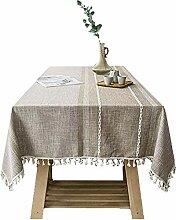 Tischtuch Tischdecke Rechteckige Tischtuch