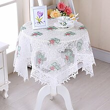 Tischtuch/Tischtuch/Europäischen Stil Spitze Tischdecke/Tischtuch-B 95x95cm(37x37inch)