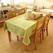 Tischtuch volltonfarbe bambus-korn caterpillar hotels restaurant tischdecken kühlschrank-abdeckung-handtuch tischtuch runde tischdecke-C 140x140cm(55x55inch)