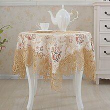 Tischtuch waschbar essen tisch kleidung dekoration möbel-A 120*180cm