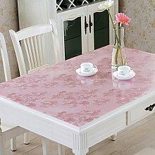Tischtuch/Wasser Und Öl Beweis Tischdecke/Transparente Tischsets-M 90x100cm(35x39inch)