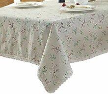 Tischtuchornamente - Gartentischdecke, abwaschbar,