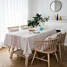 Tischtücher Küchentischabdeckung für