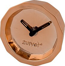 Tischuhr - Bink Time Concrete - Kupfer