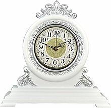 Tischuhren FOOFAY Familie Uhren Desktop Uhr,