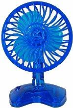 Tischventilator Ventilator farblich sortiert Durchmesser ca. 15cm Kühler Raum-Lüfter Luft-Erfrischer Lüftung