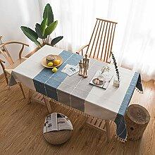 Tischwäsche 120x240cm, Waschbar, Dekoration