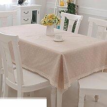 Tischwäsche für den hausgebrauch/rechteckiges