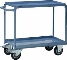 Tischwagen 2 Stahlblechwannen Trgf. 400kg