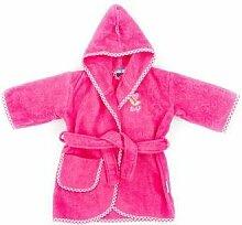 Tiseco Lief Uni Baby Bademantel für Mädchen,
