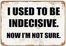 Tiukiu I Used to Be Indecisive Now I'm Not