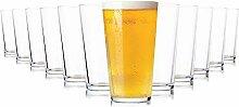 Tivoli Liverpool Biergläser - 490 ml - Set aus 12