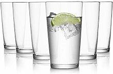 Tivoli Marine Wassergläser - 490 ml - Set aus 6 -