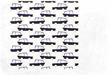 TIZORAX Cars Pattern Area Teppich Teppich