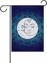 TIZORAX Sonne Mond ', in verziert mit
