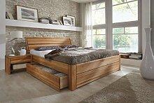 TJOERNBO, Bett Easy Sleep II, 200x200 cm,