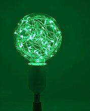 TJW Dekorative Glühbirne Kupferdraht Glühbirne