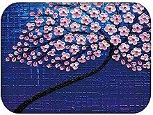 Tkopainsde 3D-Öl Malerei Muster Rutschfeste Badematte Badezimmer Wohnzimmer Schlafzimmer Super Weichen Teppich 40 X 60 Cm, 21, Ca. 40 X 60 Cm