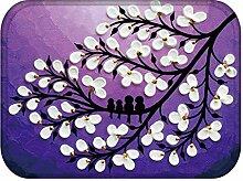 Tkopainsde 3D-Öl Malerei Muster Rutschfeste