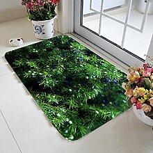 Tkopainsde Rest Der Cd-Badematte Wasserdicht Pad Fuß Küche Füße Hotel Carpet Pad Matte, 500 Mm X 800 Mm 1.