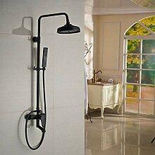 TLLZYBN Dusche Einhand-Regendusche Duscharmatur