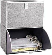 TLTLSNL Aufbewahrungsbox, Aufbewahrungsbox Aus
