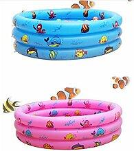TlueTathtub 150 X 30 Portable Outdoor Kinder Waschbecken Badewanne Meer Spielzeug Für Neugeborene Kinder Trinuclear Aufblasbare Pool Baby Swimming Pools, Grün
