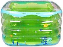TlueTathtub 2016 Für Kinder Aufblasbare Pool Pvc Rechteckige Piscina Babys Piscine Badewanne Planschbecken Havuz Größe 120 * 105 * 75 Cm, Yt 212 A C