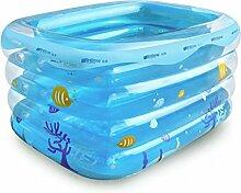 TlueTathtub 2016 Für Kinder Aufblasbare Pool Pvc Rechteckige Piscina Babys Piscine Badewanne Planschbecken Havuz Größe 120 * 105 * 75 Cm, Yt 212 A B